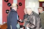 Z oslav osmdesátin profesora Roberta Kvačka.