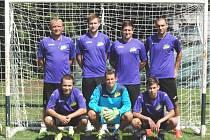 Družstvo ZD Dobrá Voda dokázalo obhájit vítězství na turnaji v Lukavci.