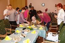 Marie Malinová oslavila v mlázovickém domově pro seniory sto let.