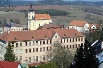 Peckovská základní škola.