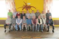 Setkání spolužáků po 65 letech.