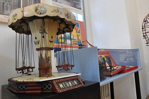 Zámecká minigalerie otevřela interaktivní výstavu Fenomén Merkur
