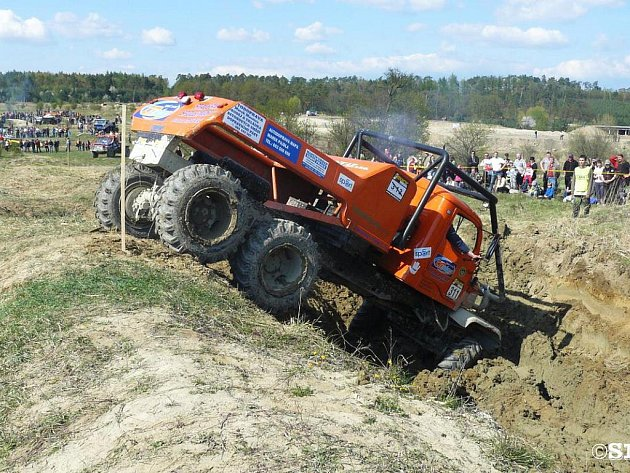 Truck Trial 2011 Milovice.