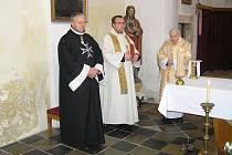 P. Karel Veselý působil ve Žlunicích 56 let.