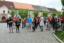 Ze 2. ročníku běhu Železňák - Cidliňák.