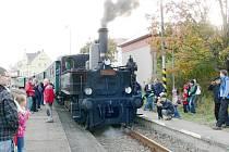 Oslavy 110 let tratí Jičín - Libuň - Turnov.