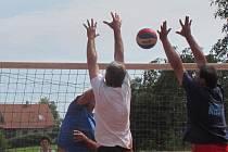 Dřevěnický volejbal.