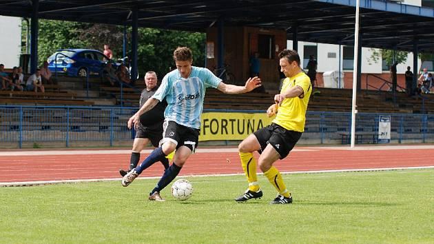 Krajský přebor SK Jičín - FK Vysoká nad Labem.