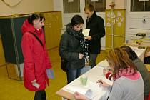 Volby ve Valdicích.