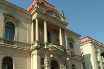 Jičínský kulturní dům - Masarykovo divadlo - je dějištěm mnoha akcí.