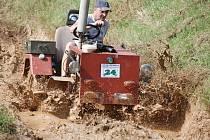 Traktoriáda v Konecchlumí.