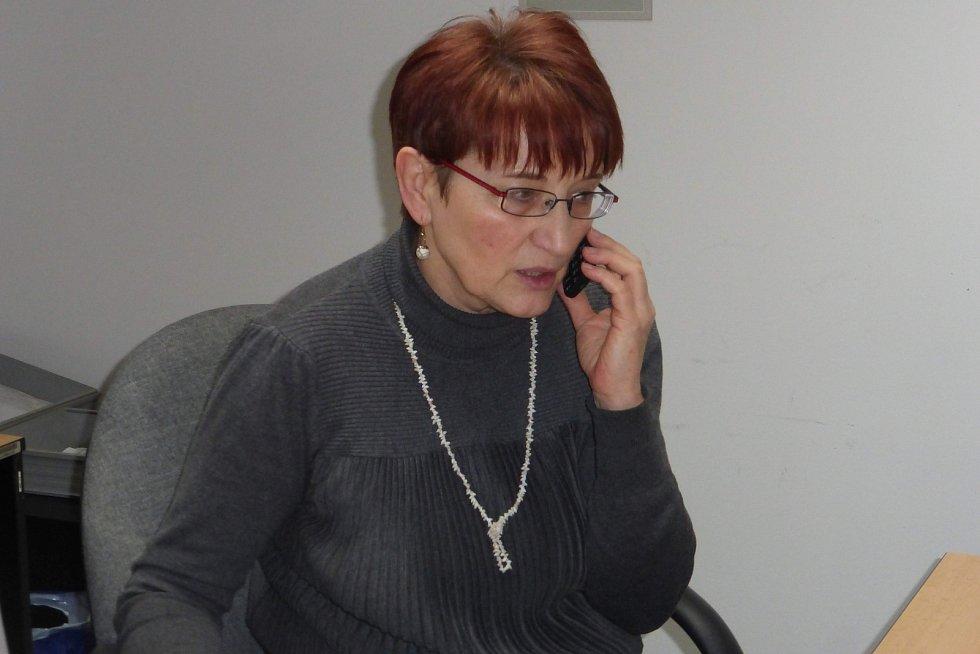 Marie Faruzelová končí na odboru kultury jičínské radnice.