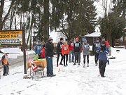 Jarní Žabí běh 2010.