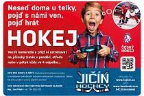 HC Jičín se snaží dostat děti od počítačů.