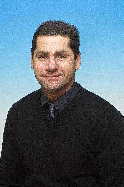 LUBOŠ PETERA (BK Nová Paka – hokej) Trenér vítěze krajské ligy juniorů a úspěšného kvalifikanta  do I. ligy juniorů.