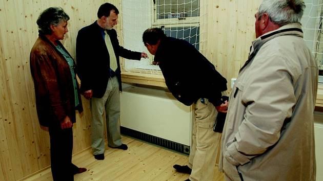 V ZŠ Komenského v Hořicích byla předána do užívání tzv. pohybová místnost.