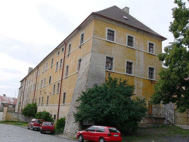 Jezuitská kolej v Jičíně.