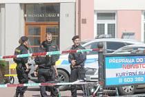 Anonym hrozil bombovým útokem v centru Jičína.