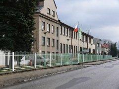 Sídlo firmy DEPRAG v Lázních Běohradě.