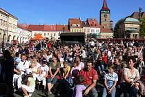 Festivalový Jičín.