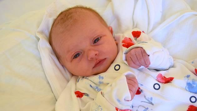 Markéta Vaisová přišla na svět 14. ledna s mírou 47 cm a váhou 2,45 kg. Z narození první dcerky se radují Lucie Grohová a Jakub Vais z Nové Paky.
