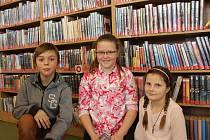 Knihovna Václava Čtvrtka ocenila čtenáře, kteří měli na svých kontech za minulý rok nejvíce výpůjček.