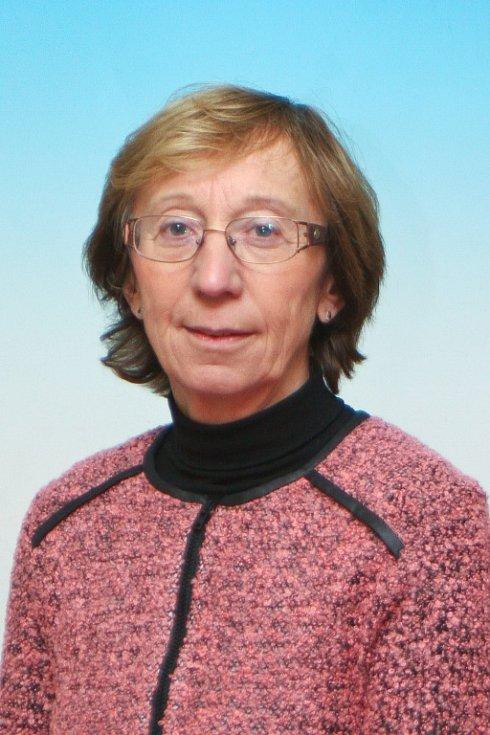 Jiřina Kalibánová.