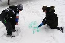 Ostroměřští školáci - lednové aktivity.