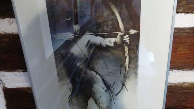 Dvě výstavy na Šolcově statku v Sobotce