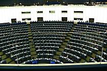 Zasedání europoslanců ve Štrasburku.