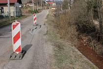Úbislavické silnice.