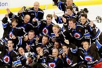 Pro tým z Velké Británie MK Hurricanes je to první cesta za hokejem do zahraničí.