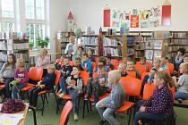 Týden knihoven v jičínské knihovně.