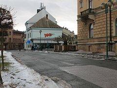 Z Lázní Bělohradu.