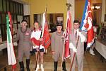 Sokolové si v Jičíně připomněli slavnostní akademií 145. výročí založení organizace.