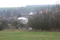 Z obce Chyjice.