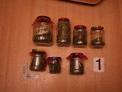 Jičínští kriminalisté v těchto dnech zadrželi a obvinili dvaatřicetiletého muže, který měl v okrese Jičín prodávat i darovat omamné a psychotropní látky.