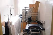 SÍDLO O.S.DUHA se nachází v areálu hořické nemocnice.Kromě sesterny a místností s pomůckami je zde prostor určený pro setkávání s rodinami. Centrum hospicové péče vlastní velké množství pomůcek od koncentrátorů kyslíku až po polohovací postele.