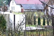 Škody po živelných pohromách v Lukavci.
