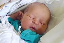 JOSEF ŠULC se na svoje rodiče Lucii Šulcovou a Petra Hanuše poprvé usmál 24. října, kdy se narodil s porodní váhou 3,52 kg a mírou 51 cm. Šťastná rodina žije v Sobotce.