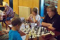 Šachový turnaj Open České Švýcarsko.