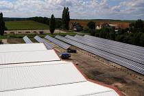 Fotovoltaická elektrárna ve Vysokém Veselí,