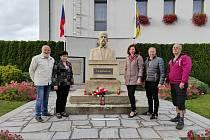 Památný den sokolstva, který připadá na 8. října, si připomněli také sokolové ve Valdicích při pietním aktu.