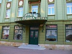 Jičínský hotel Praha po rekonstrukci před otevřením.