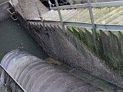 Exkurze v jičínské čistírně odpadních vod.