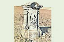 Třebnouševeská socha sv. Kalvárie (Matičky).
