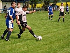 Fotbal SKP Valdice - Sokol Železnice.