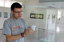 Výstava japonského umění v hořické Galerii plastik.