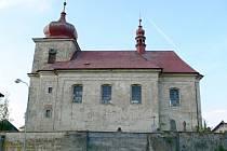Markvartický kostel.
