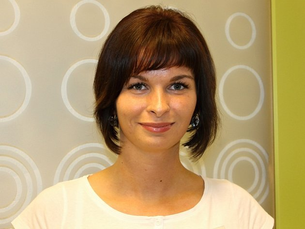 Nikola Rejfová.